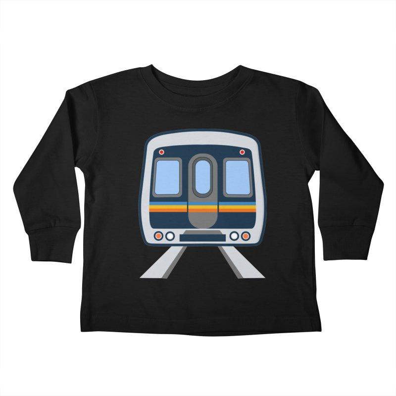 Marta Kids Toddler Longsleeve T-Shirt by