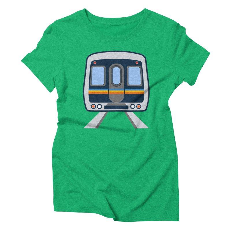 Marta Women's Triblend T-Shirt by