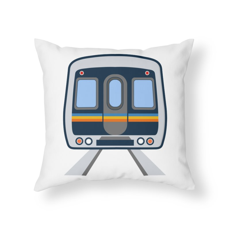 Marta Home Throw Pillow by