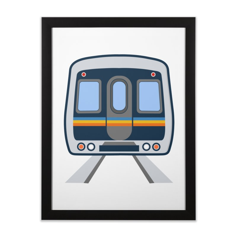 Marta Home Framed Fine Art Print by