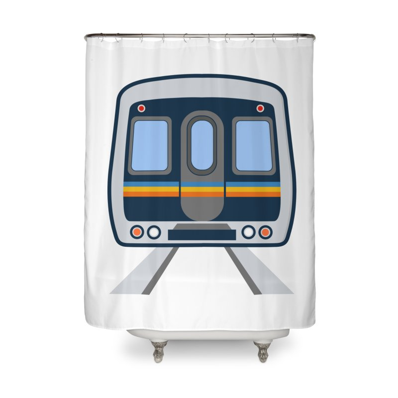 Marta Home Shower Curtain by