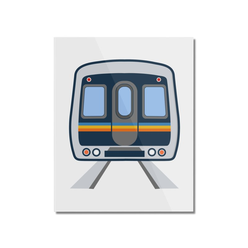 Marta Home Mounted Acrylic Print by