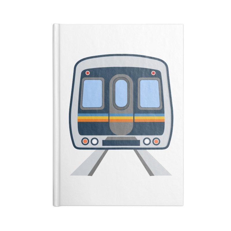 Marta Accessories Blank Journal Notebook by