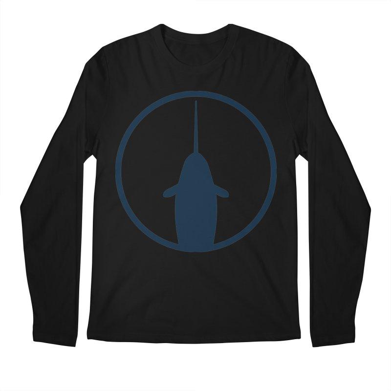Narwhal Men's Regular Longsleeve T-Shirt by