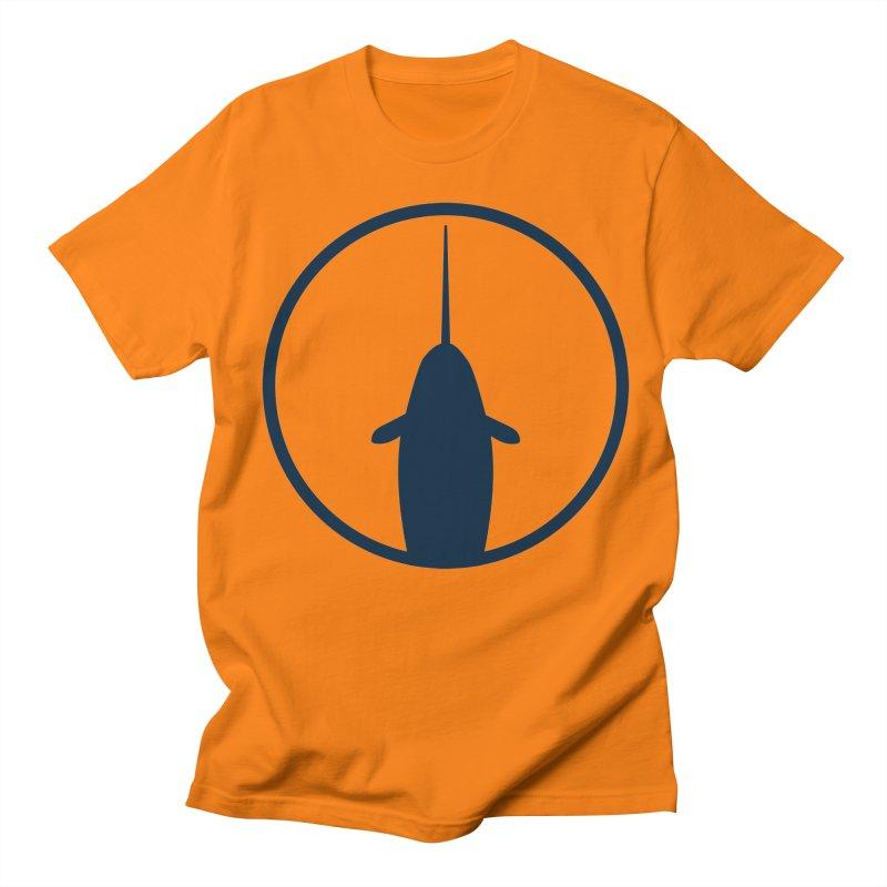 Narwhal Women's Regular Unisex T-Shirt by