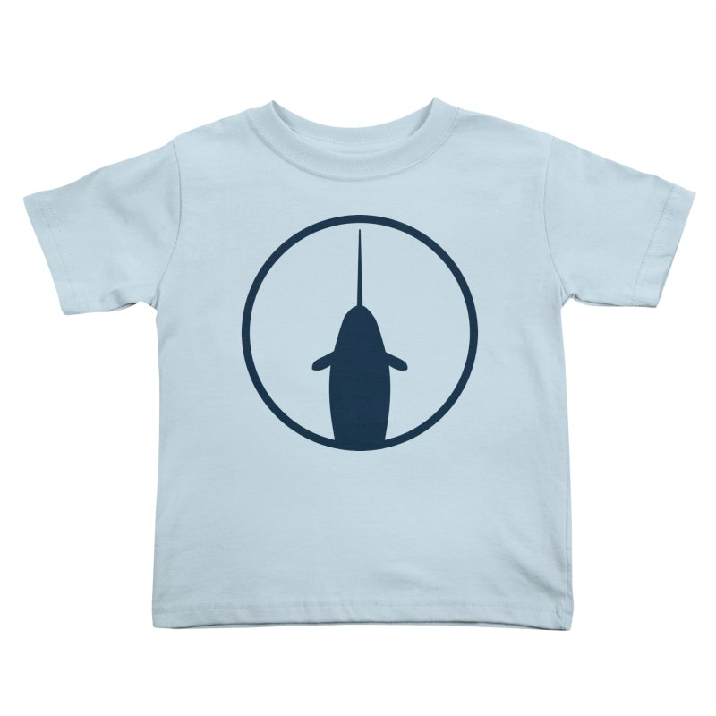 Narwhal Kids Toddler T-Shirt by