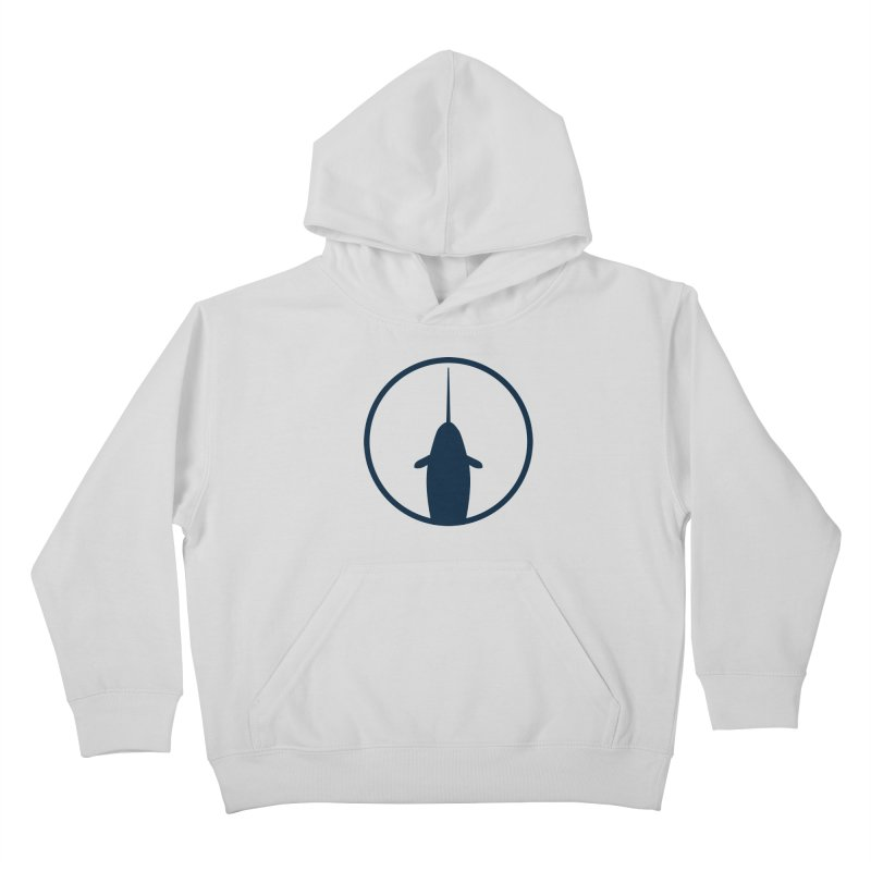 Narwhal Kids Pullover Hoody by