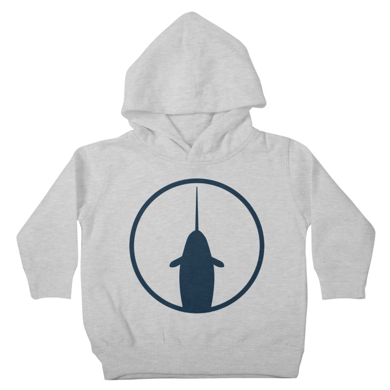 Narwhal Kids Toddler Pullover Hoody by