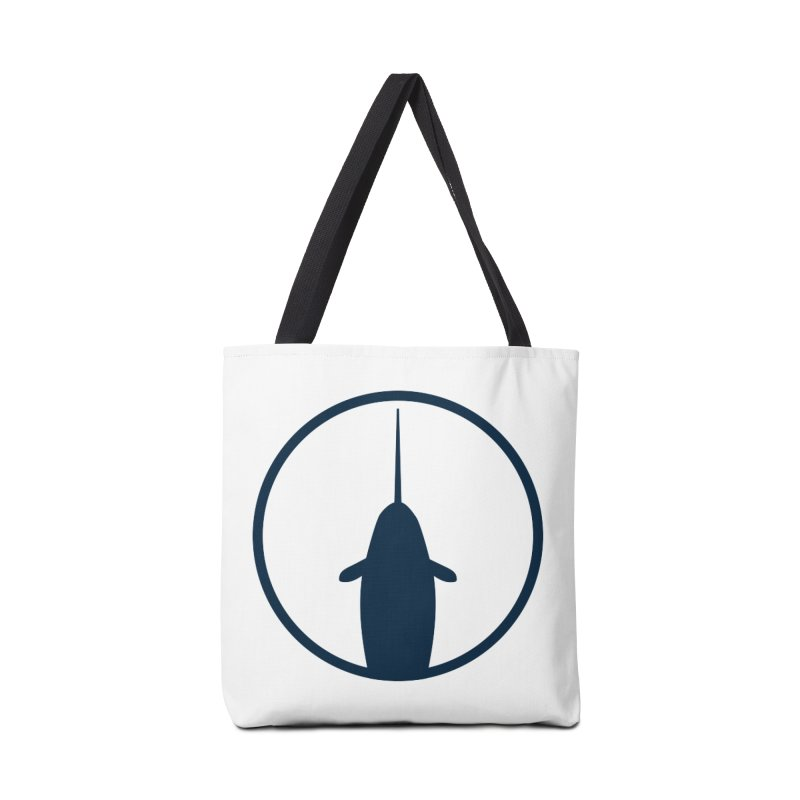 Narwhal Accessories Tote Bag Bag by