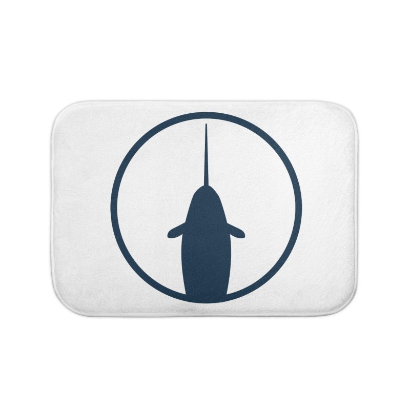 Narwhal Home Bath Mat by