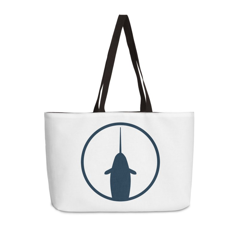 Narwhal Accessories Weekender Bag Bag by