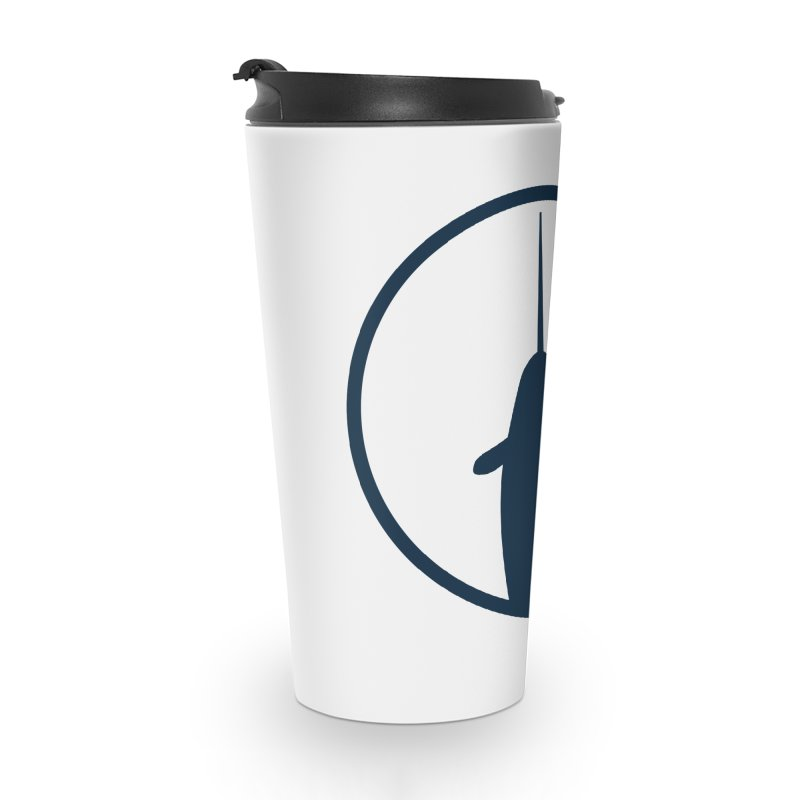 Narwhal Accessories Travel Mug by