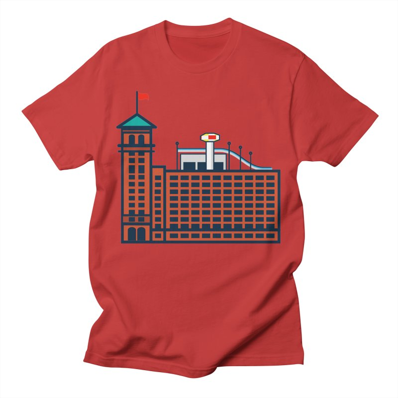 Ponce City Market Men's T-Shirt by