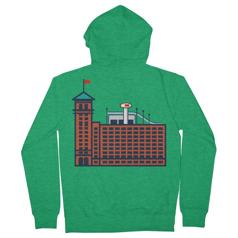 Ponce City Market Women's Zip-Up Hoody by