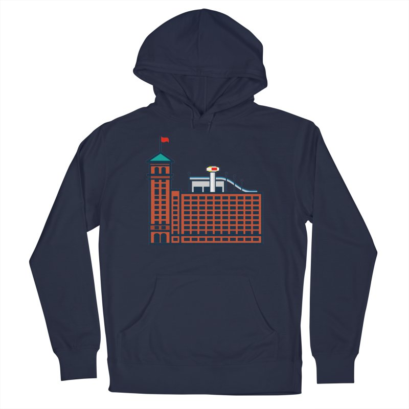 Ponce City Market Men's Pullover Hoody by