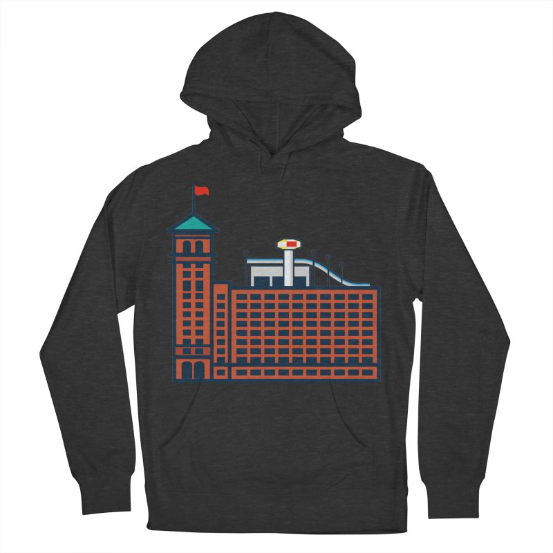 Ponce City Market Women's French Terry Pullover Hoody by