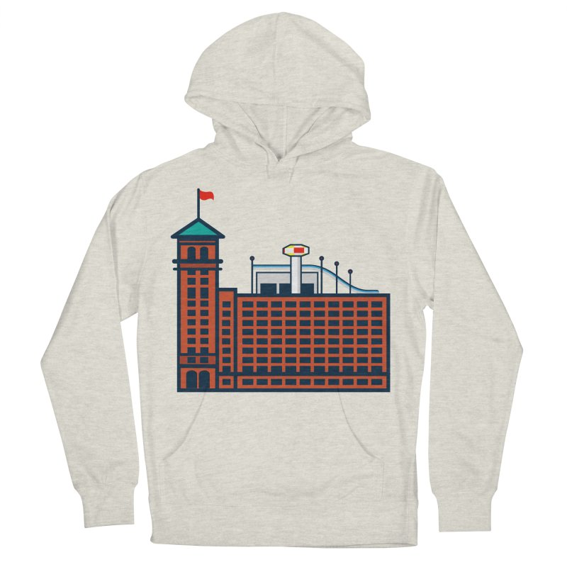 Ponce City Market Men's French Terry Pullover Hoody by