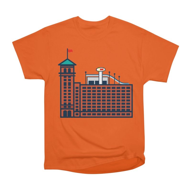 Ponce City Market Women's Heavyweight Unisex T-Shirt by