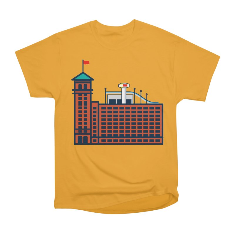 Ponce City Market Men's Heavyweight T-Shirt by