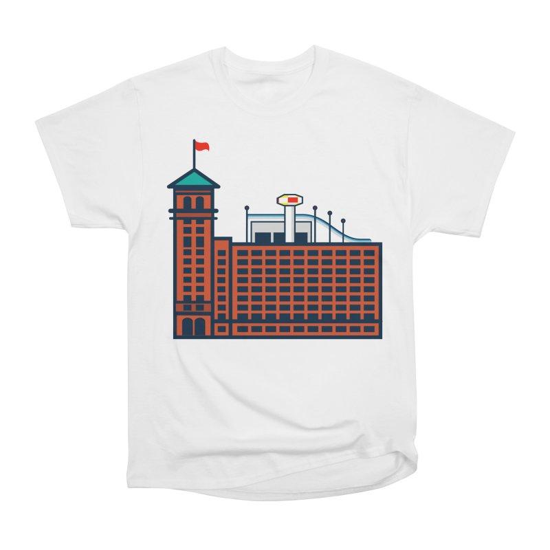 Ponce City Market Women's Heavyweight Unisex T-Shirt by