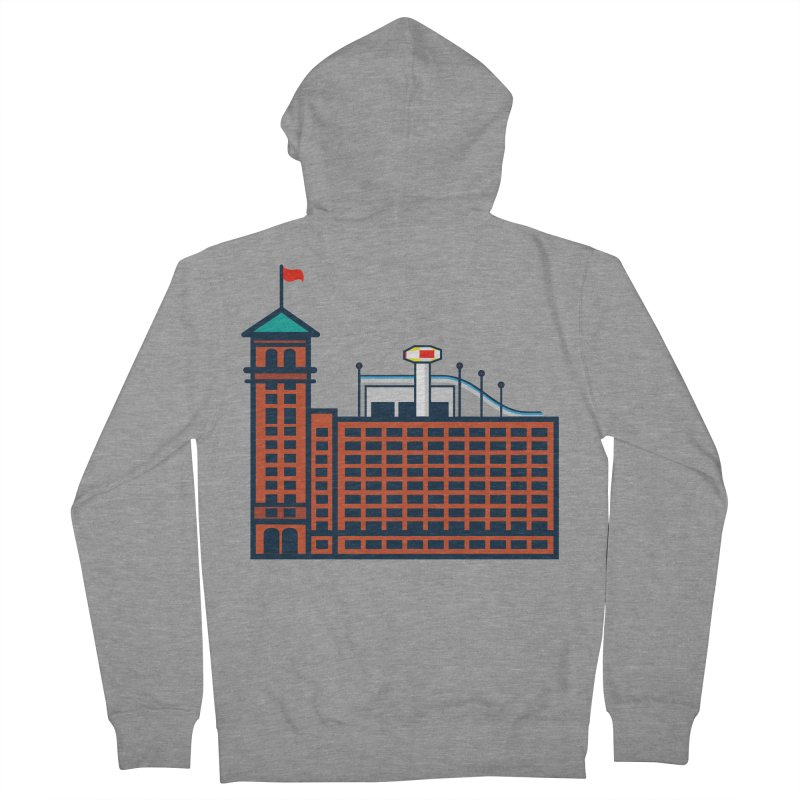 Ponce City Market Women's French Terry Zip-Up Hoody by