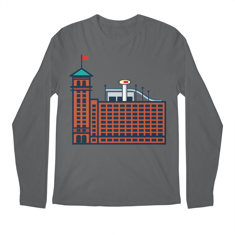 Ponce City Market Men's Regular Longsleeve T-Shirt by