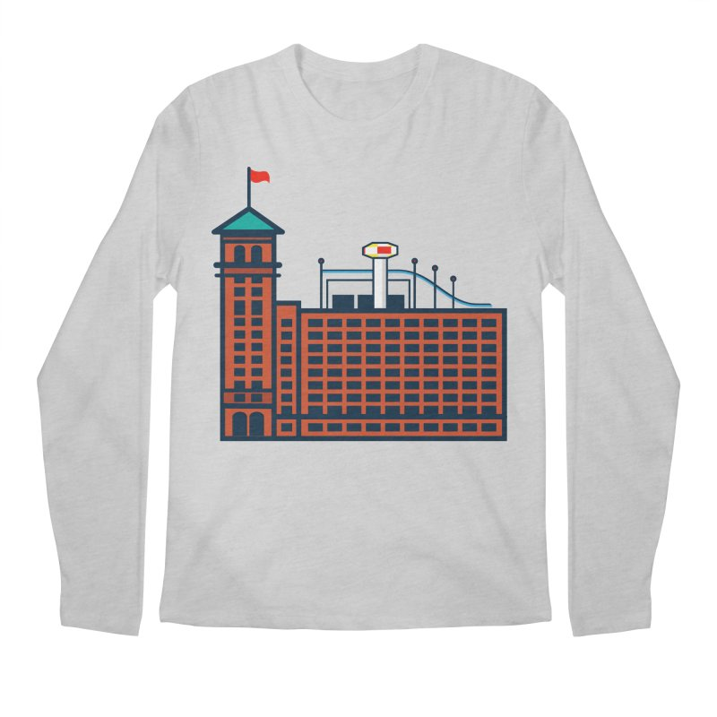Ponce City Market Men's Longsleeve T-Shirt by