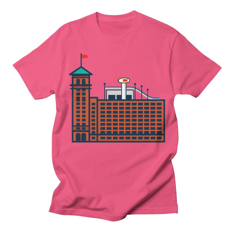 Ponce City Market Men's Regular T-Shirt by