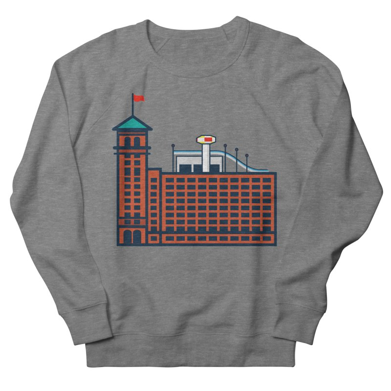 Ponce City Market Women's French Terry Sweatshirt by
