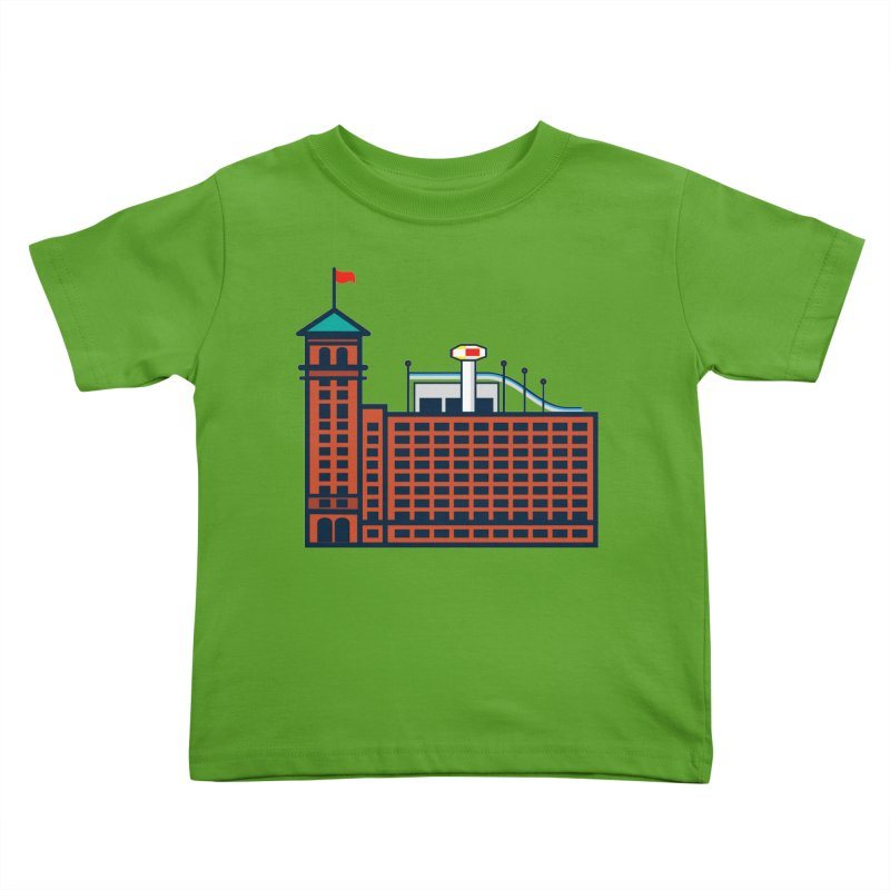 Ponce City Market Kids Toddler T-Shirt by