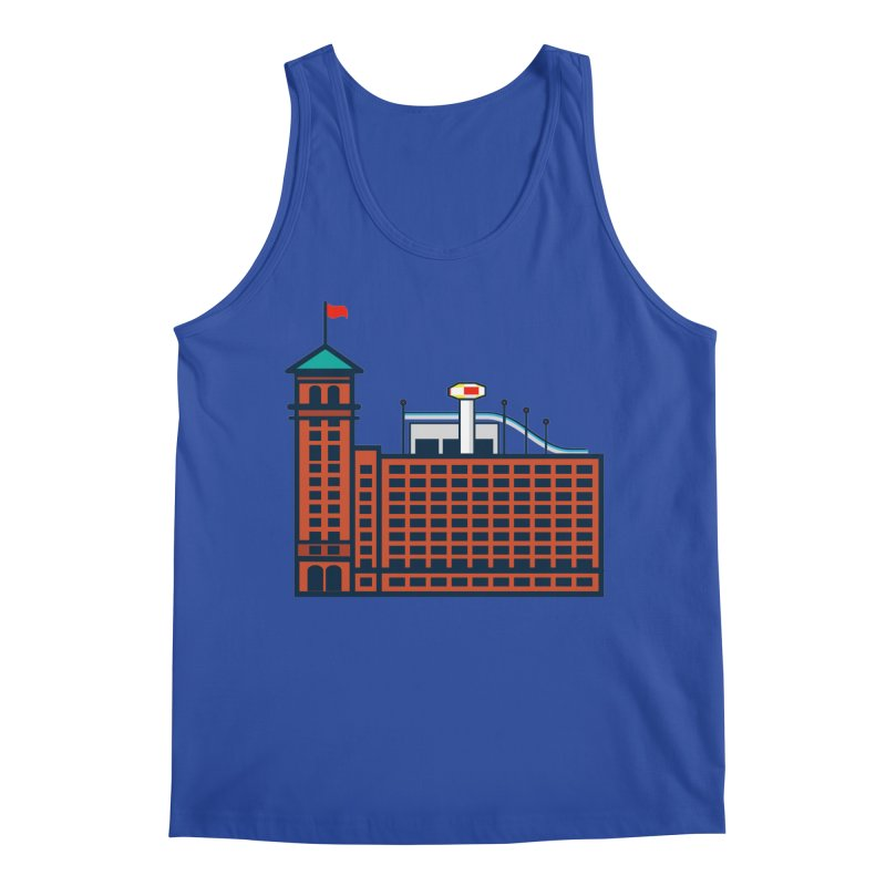 Ponce City Market Men's Regular Tank by