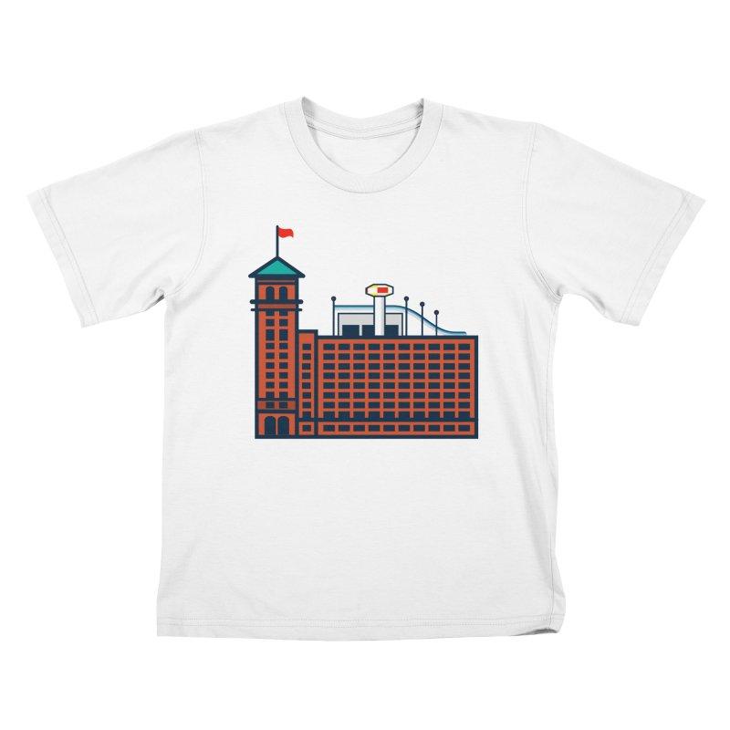 Ponce City Market Kids T-Shirt by
