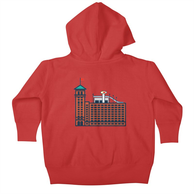 Ponce City Market Kids Baby Zip-Up Hoody by