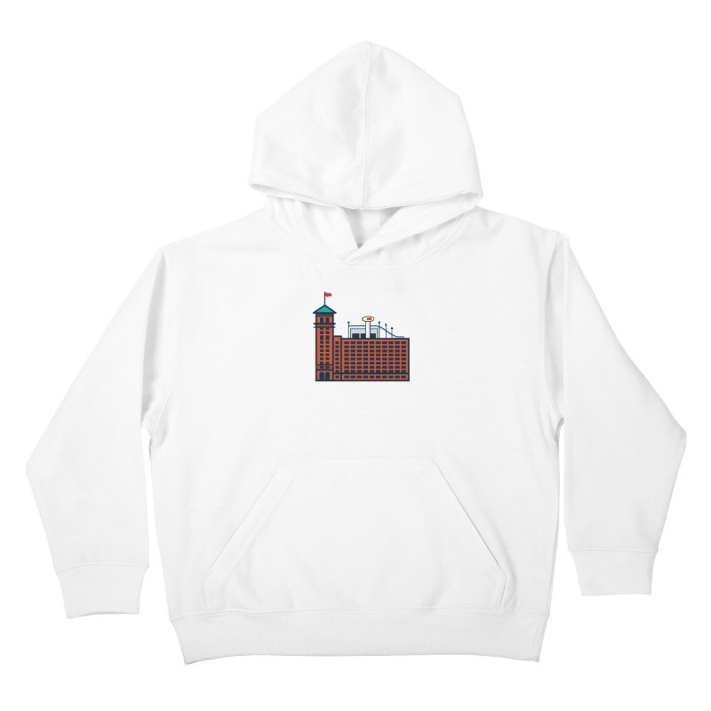 Ponce City Market Kids Pullover Hoody by