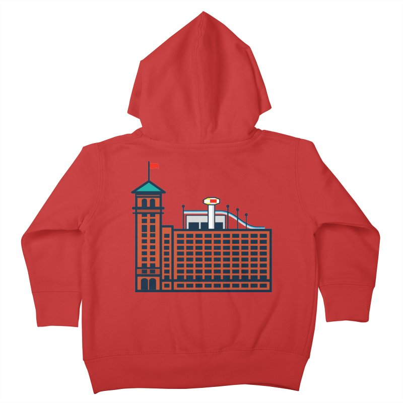 Ponce City Market Kids Toddler Zip-Up Hoody by