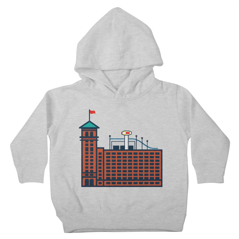 Ponce City Market Kids Toddler Pullover Hoody by