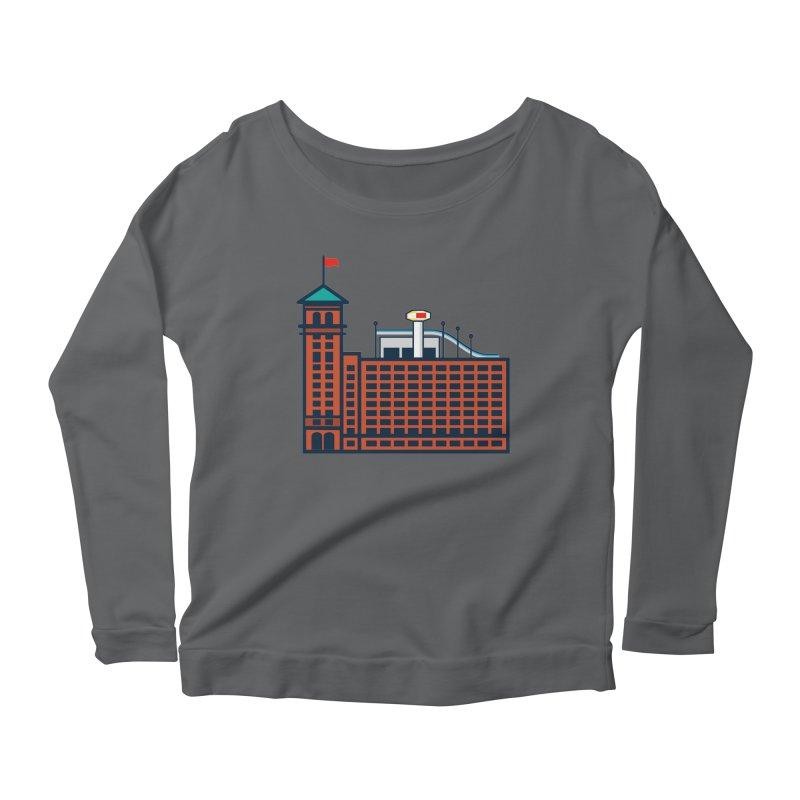 Ponce City Market Women's Longsleeve T-Shirt by