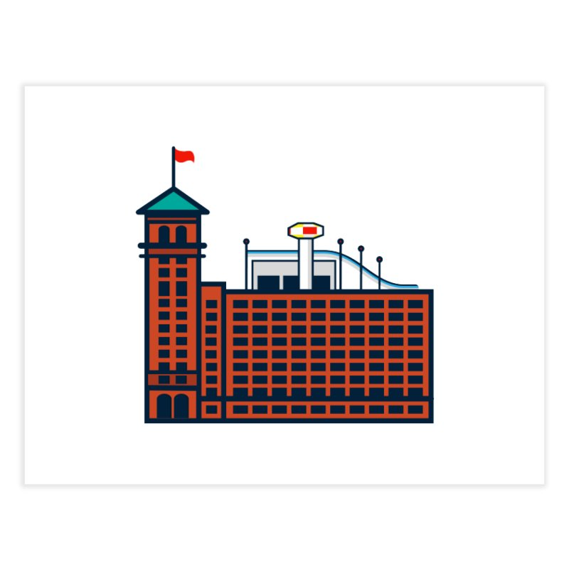 Ponce City Market Home Fine Art Print by