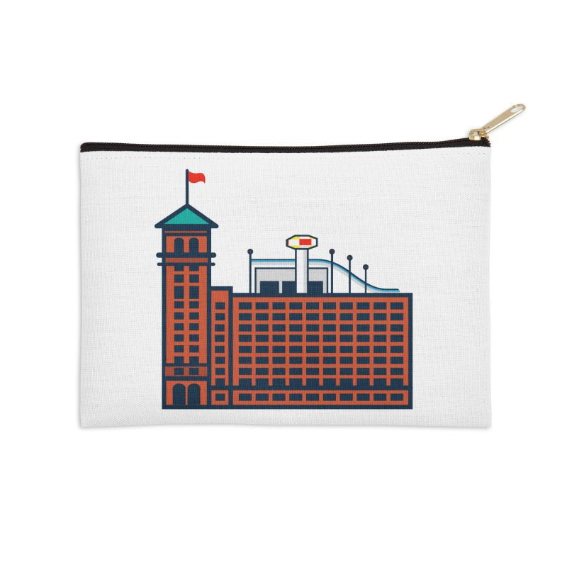 Ponce City Market Accessories Zip Pouch by