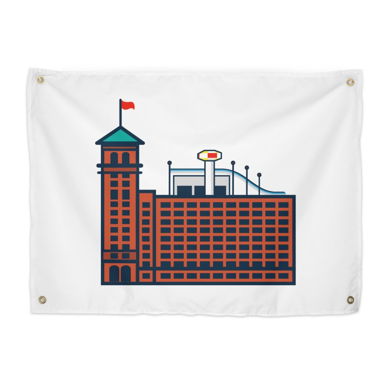 Ponce City Market Home Tapestry by