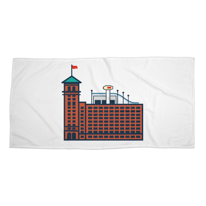 Ponce City Market Accessories Beach Towel by