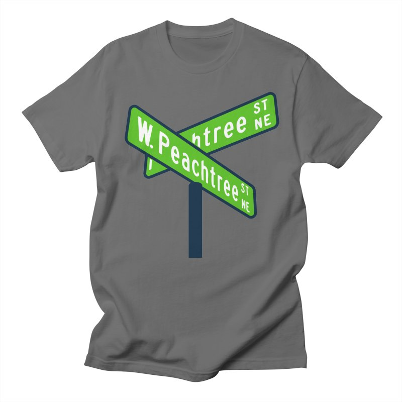 Peachtree Streets Men's T-Shirt by