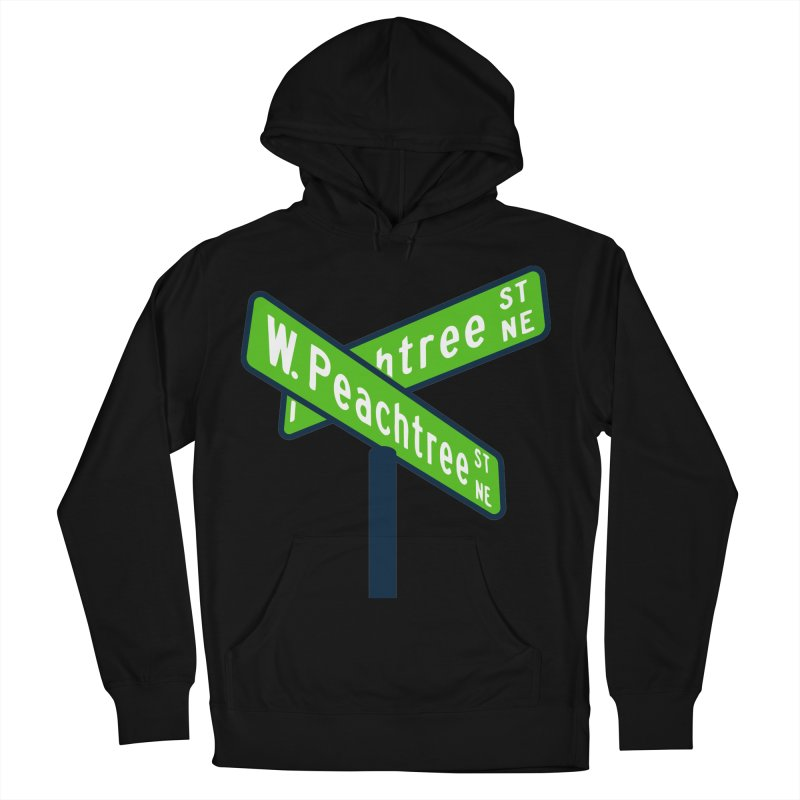 Peachtree Streets Women's French Terry Pullover Hoody by