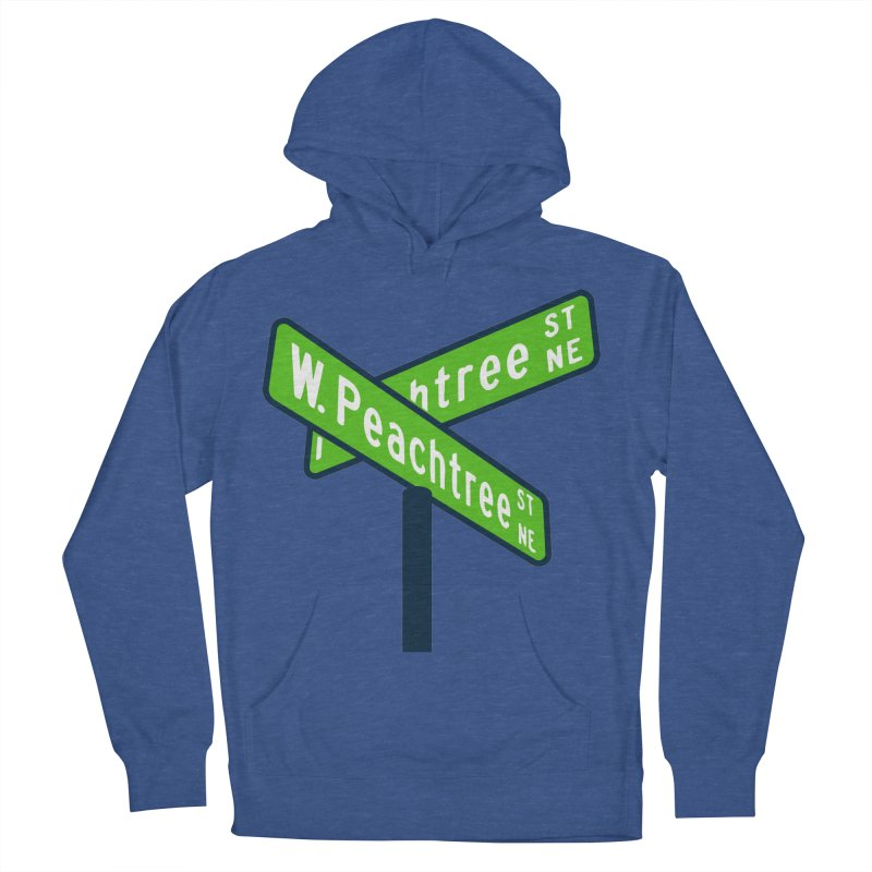 Peachtree Streets Men's French Terry Pullover Hoody by