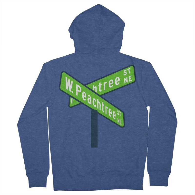 Peachtree Streets Men's French Terry Zip-Up Hoody by