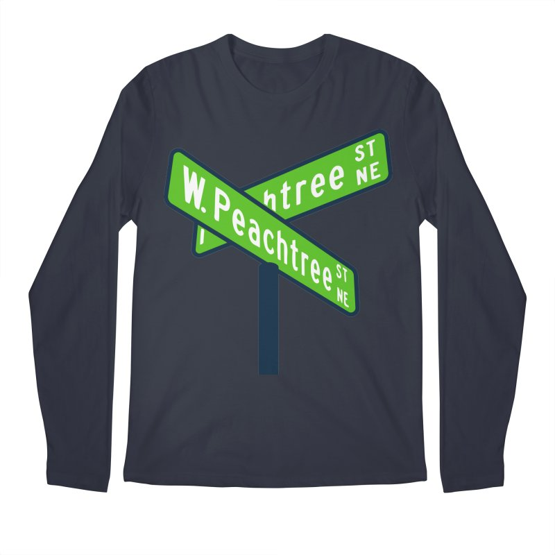 Peachtree Streets Men's Regular Longsleeve T-Shirt by