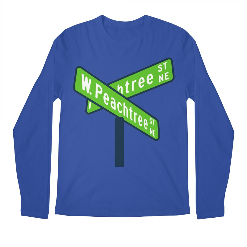 Peachtree Streets Men's Regular Longsleeve T-Shirt by