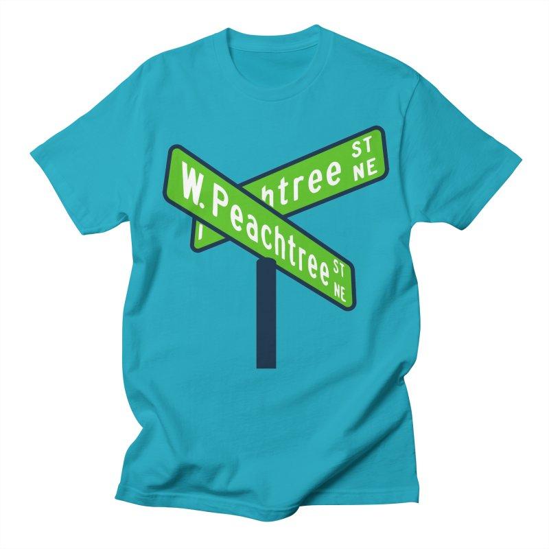Peachtree Streets Women's Regular Unisex T-Shirt by