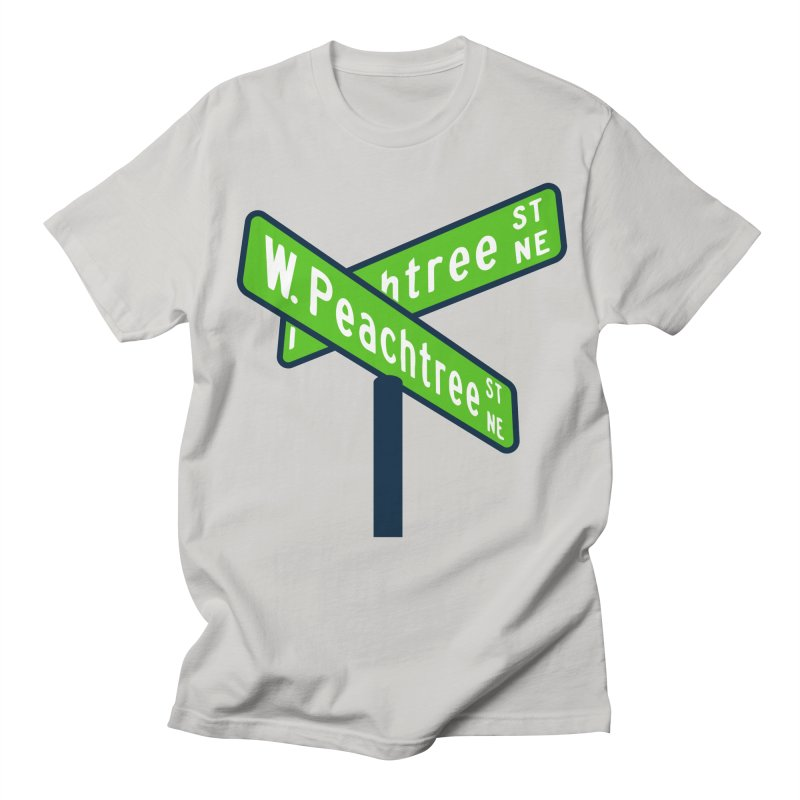 Peachtree Streets Women's Regular Unisex T-Shirt by