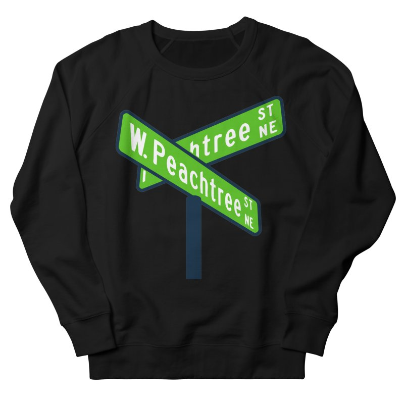 Peachtree Streets Men's French Terry Sweatshirt by